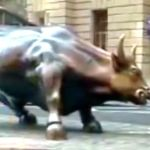 Why did Priyanka Karki held Charging Bull's testicle?