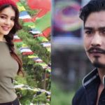 Saugat Malla and Shristi Shrestha affair rumour - Photoshop to prove it