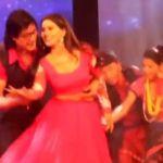 Rajesh Hamal dance in NEFTA 2016 Dubai