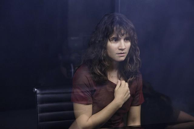 Bianca Comparato em 3 da Netflix