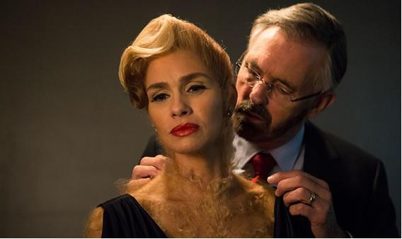 Em cena: a atriz Tasma Walton interpreta Araluen, uma hairy, e protagoniza uma das subtramas mais fortes da temporada.
