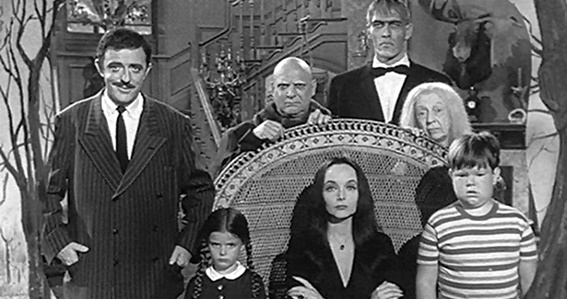 The Addam's Family (ABC, 1964-1966)