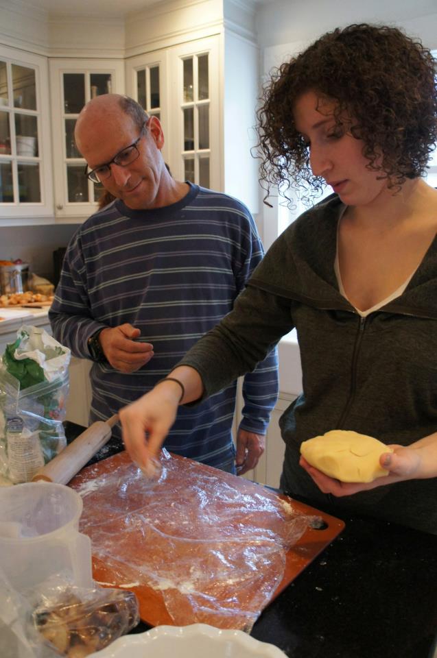 Strawberry Rhubarb Pie | Serious Crust by Annie Fassler