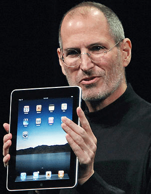 Guys who wear turtlenecks swear they need an iPad to make the app work.