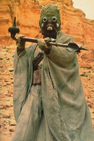 """Members of ISIS really hate it when you call them """"sand people."""""""