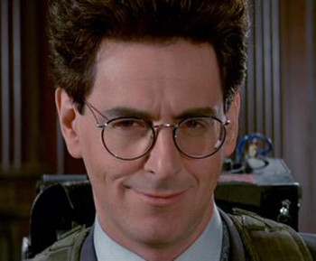 This explains why Egon had such a unique hobby.