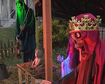 Wise zombies still seek Him.