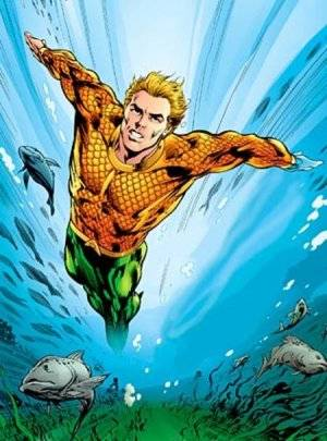 The Marine position of Aquaman will remain the same, but only because both the Navy and Marvel Comics threatened to sue if they changed it to Submariner.