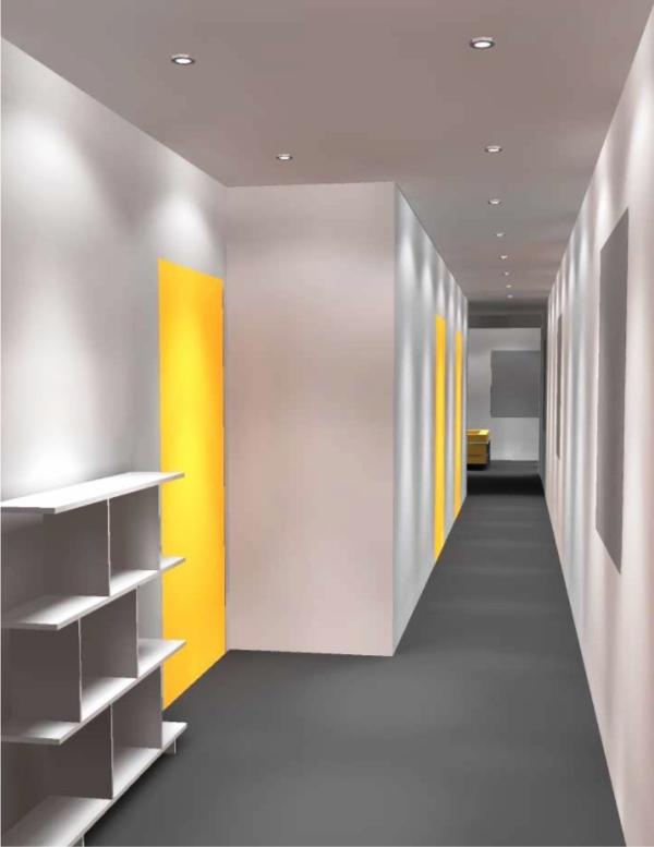 Proyecto iluminacion pasillo reformas y decoraci n de - Proyectos de iluminacion interior ...