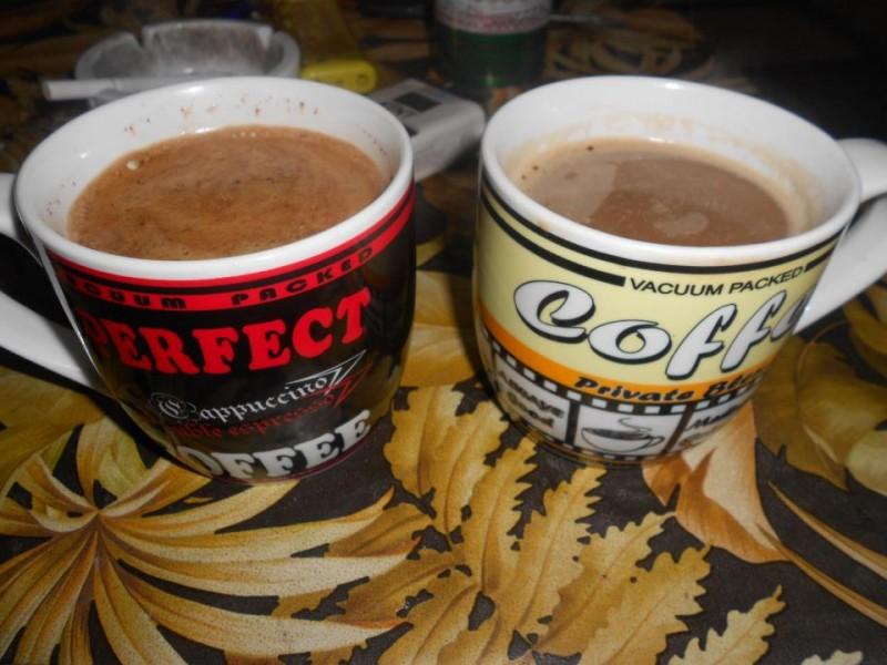 dubla doza de cafea