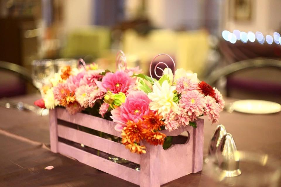 nunta flori