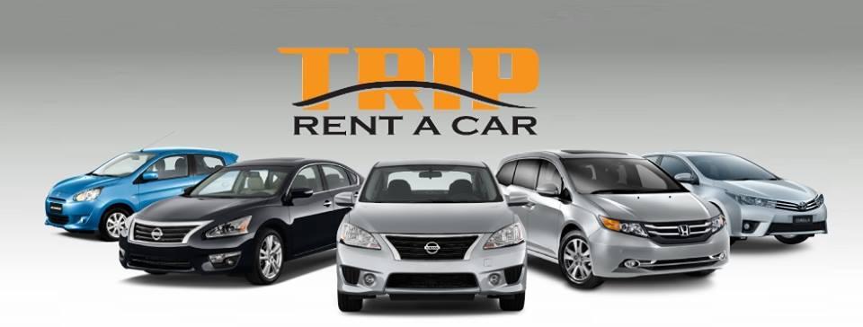 trip rent car