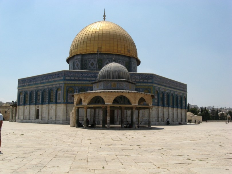 Monte del Templo 4
