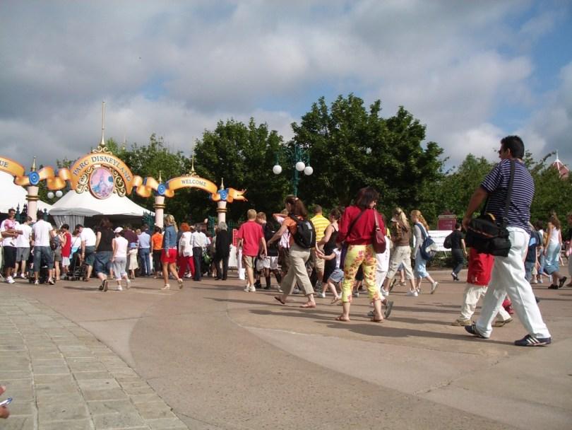Parque Disneyland Paris 1