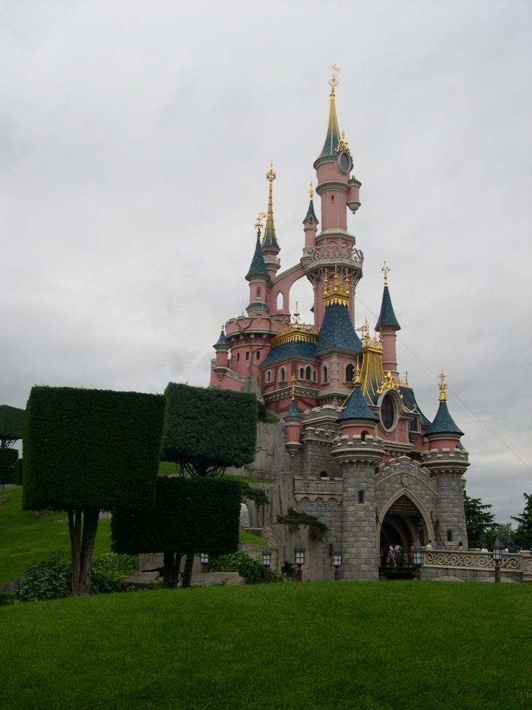 Parque Disneyland Paris 4