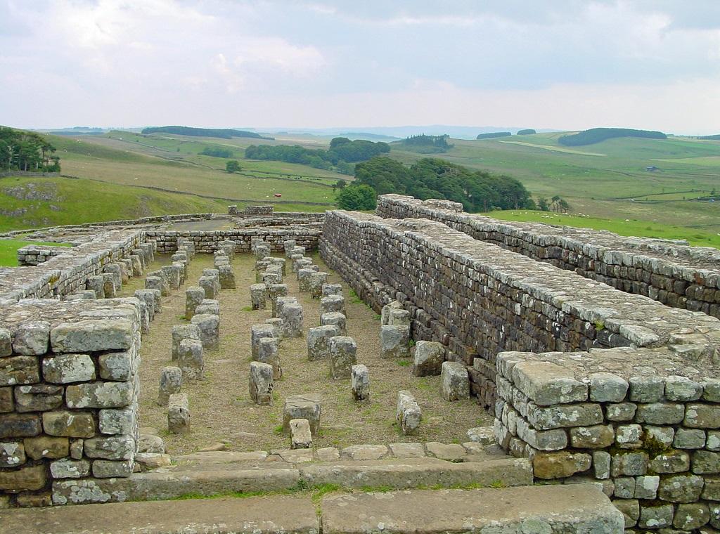 Muro de adriano inspiraci n de juego de tronos ser turista for A muralha de adriano
