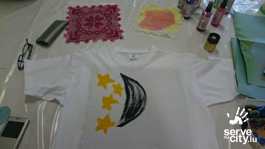 Can T-Shirt's Make A Difference?