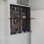 panou electric bloc