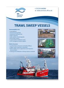 Trawl Sweep Vessels