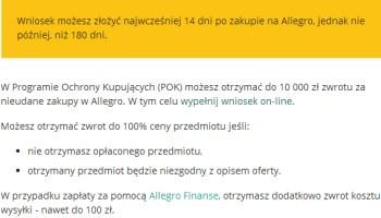 99 Pozytywnych Komentarzy Na Allegro To Za Malo Julioblog Pl