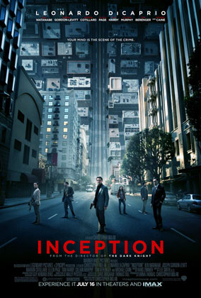 Inception, de Christopher Nolan.
