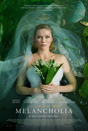 Melancholia, de Lars Von Trier