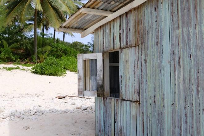 Beachside schack, Rarotonga