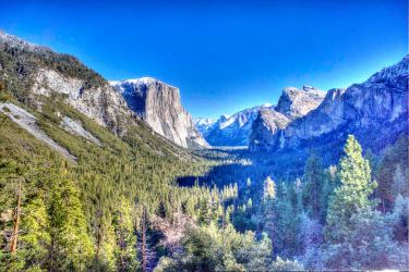 During our travels we made three different trips to Yosemite National Park...a magical place!