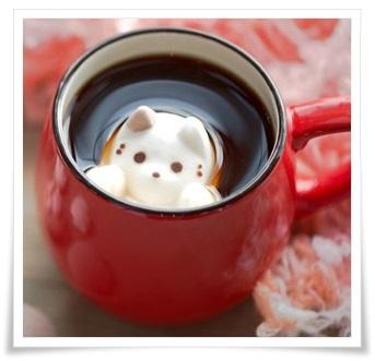 セブンカフェの美味しい飲み方!7つの究極アレンジ法を伝授!チョコマシュマロコーヒー