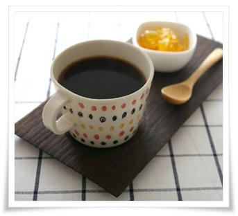 セブンカフェの美味しい飲み方!7つの究極アレンジ法を伝授!マーマレードコーヒー