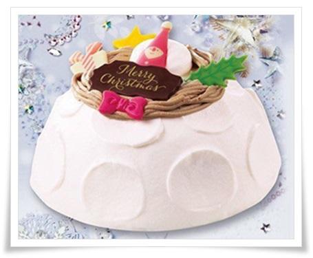 セブンイレブンのクリスマスケーキかまくら!値段や口コミまとめ!