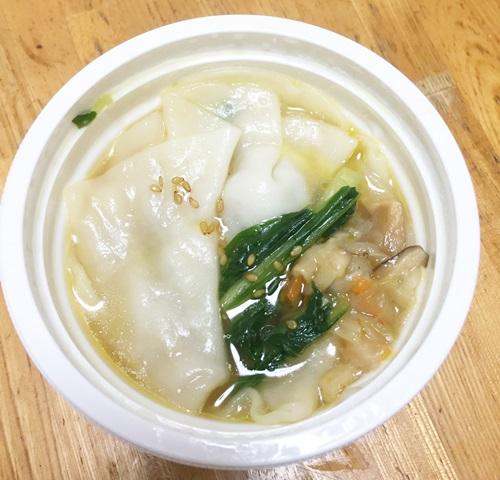 セブンイレブンの餃子スープ!値段やカロリー!食べた感想まとめ1