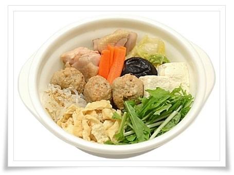 セブンイレブンのお惣菜まとめ!肉商品のおすすめ人気惣菜BEST7!鶏のちゃんこ鍋(塩)