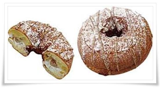セブンイレブンのポムドーナツに栗の新作!カロリーが予想外で?1