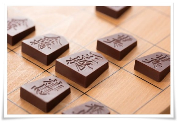 将棋の駒をチョコレートにした将棋デショコラ!値段やカロリーまとめ