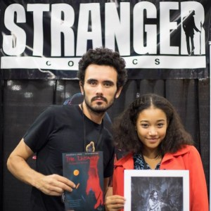 Amandla Stenberg and author / publisher Sebastian A. Jones's Comic, Niobe