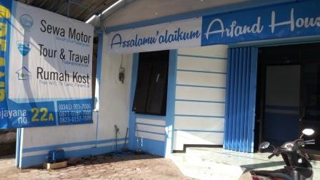 Sewa Motor Malang Termurah 2019 di Arfand Motorent