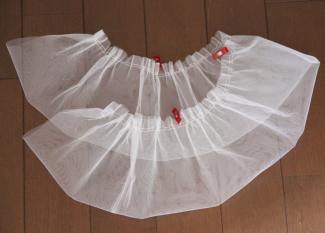 子供用パニエの簡単な作り方 90cm,100cm,110cm,120cm