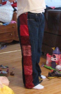 pantsside