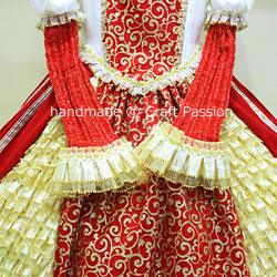 queengown