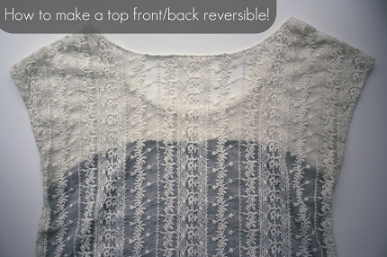 How to make a shirt reversible-055