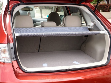 make your own trunk cover 1