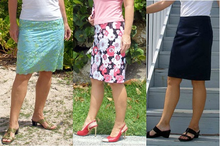 Today only: Sew a Skirt Series ebook as a free download