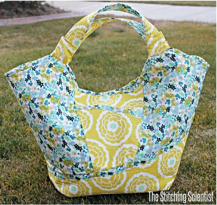 Free pattern: Carnaby Carry All Bag