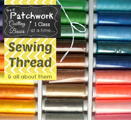 Tutorial: Choosing the right thread for your sewing project