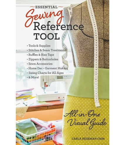 Review & Giveaway: The Essential Sewing Reference Tool