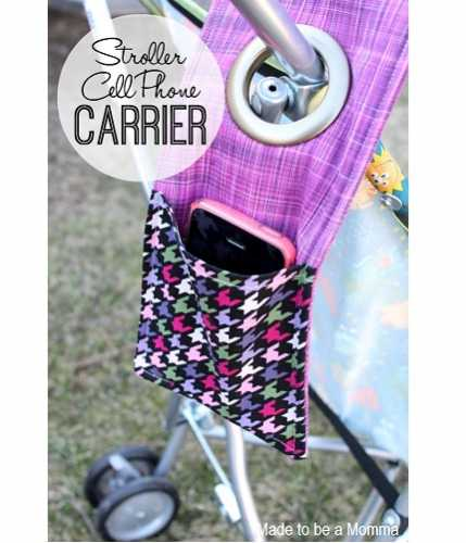 Stroller-Cell-Phone-Carrier
