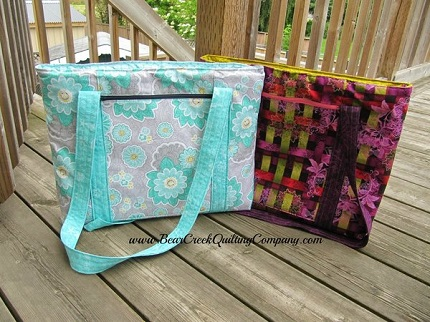 Tutorial: Padded travel laptop case