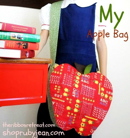 Tutorial: Apple messenger bag