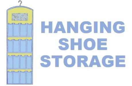 hangingshoestorage